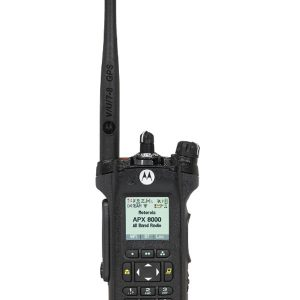 Motorola Solutions APX™ 8000 Portable Radio