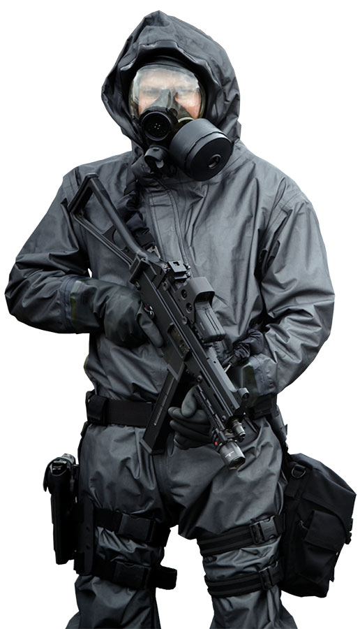Blauer XRT Ensemble