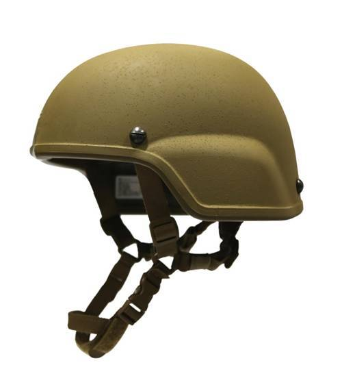 3M Enhanced Combat Helmet