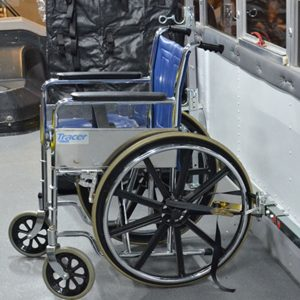First Line Technology Wheelchair Package