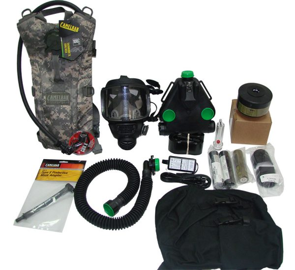 AirBoss CBRN CAP I C420 PAPR SYSTEM