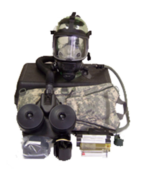 AirBoss NAT. GUARD KIT W/ PRO MASK 2000 & HYDRATION