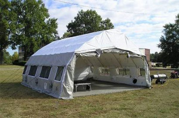 AirBoss S-9 Shelter Systems