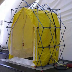 AirBoss Individual Decontamination System
