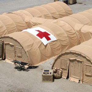 Alaska Structures Medical Shelter Systems