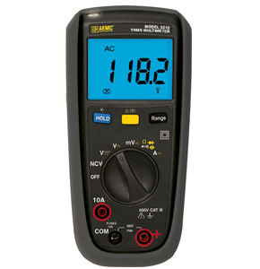 AEMC Digital Multimeter