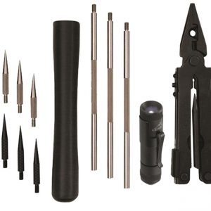 Gerber Deluxe Mine Probe Kit And Sheath