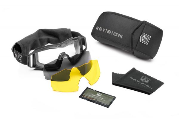 Revision Wolfspider Goggle Deluxe