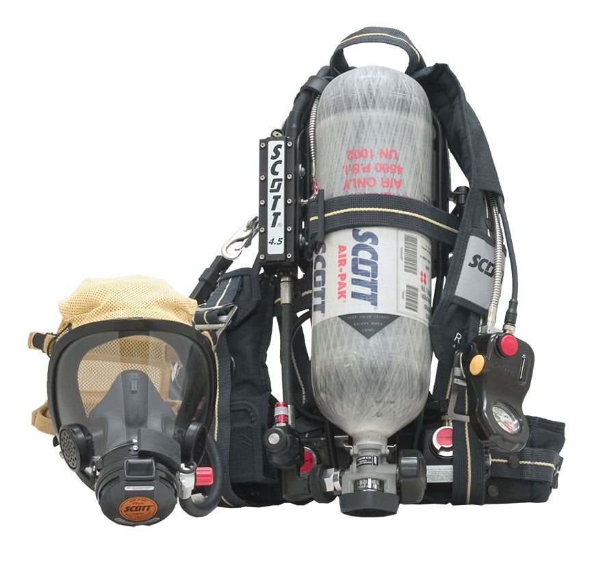 Scott Safety Air Pak 75 Scba Federal Resources