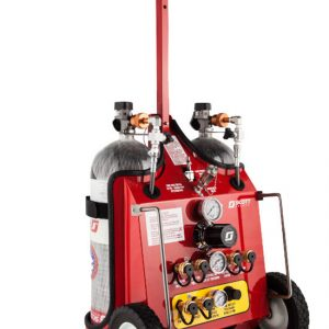 Scott Safety Mobile Air Cart