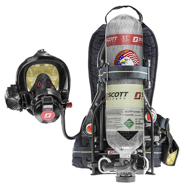 Scott Safety Air-Pak X3 SCBA