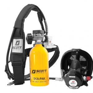 Scott Safety Air Pak And Respiratory Protection Federal