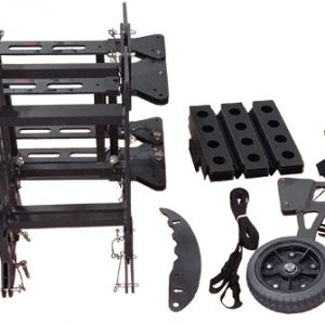 Stevali Quad Purpose Tactical Ladder- Ballistic Shield Kit