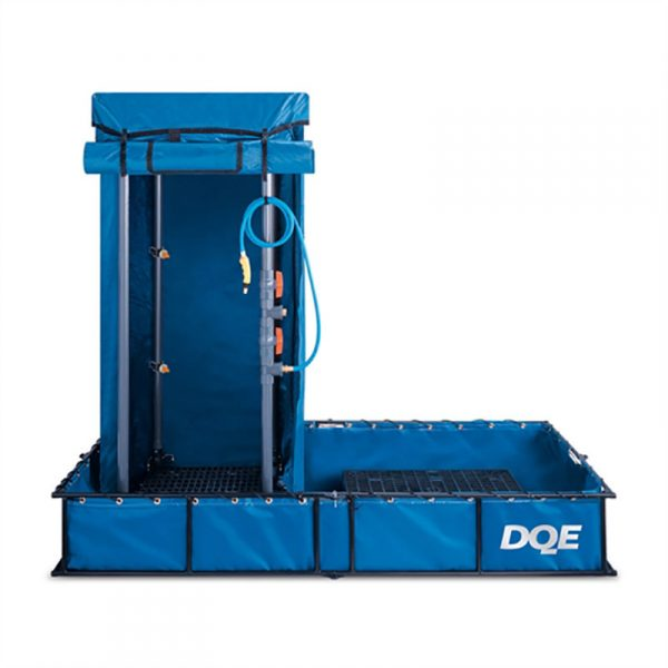 DQE STANDARD DECONTAMINATION SHOWER SYSTEM