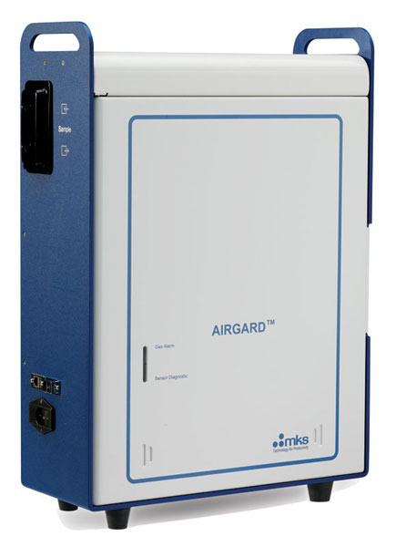 MKS AIRGARD CWA/HPM/TIC Ambient Air Analyzer