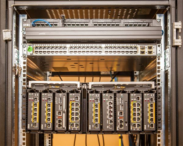 PacStar 400- Series Rack Mount Systems