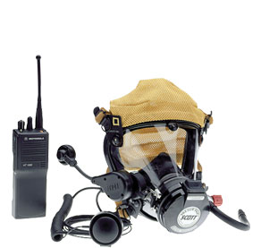Scott Safety HAZMAT RADIOCOM COMMUNICATION DEVICE