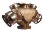 Hellan Strainer Company Inline Flow Body Dual Screen Strainers