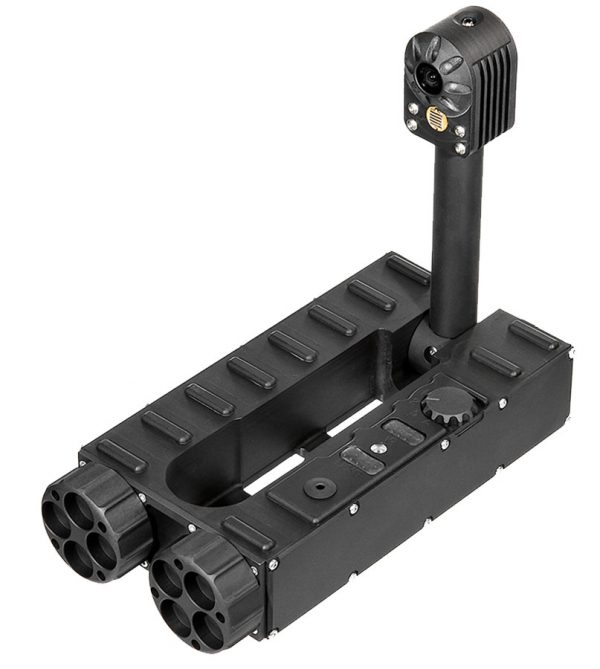 Tactical Electronics K-9 Back Mounted Camera