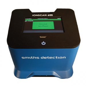 Smiths Detection IONSCAN 600