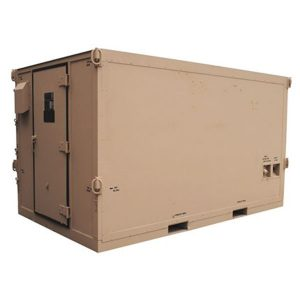 AAR Battery Mobility Shop Container (BMSC)