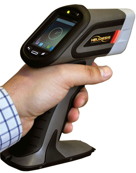Heuresis XRF Lead Paint Analyzer