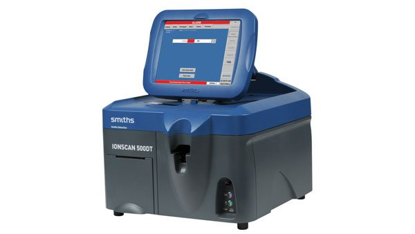 Smiths Detection IONSCAN 500DT