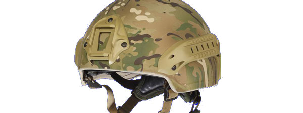 Morgan Advanced Materials LASA AC914 Ballistic Helmet