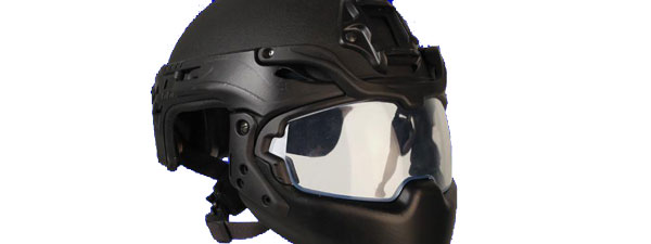 Morgan Advanced Materials LASA AC915 Ballistic Helmet