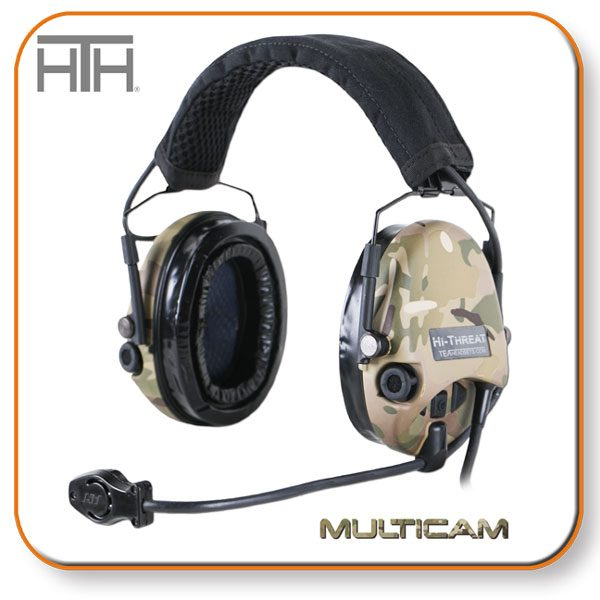 TEA U94 Hi-Threat Tier 1 High Noise Headset with Hearing Protection