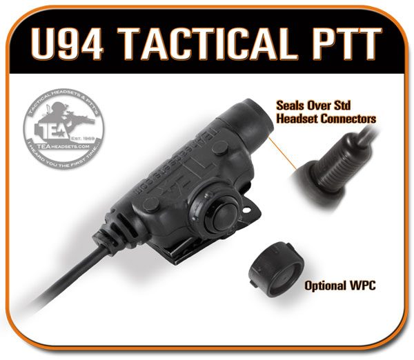 TEA U94 Tactical PTT