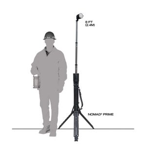FoxFury Nomad Prime Portable Area-Spot Light