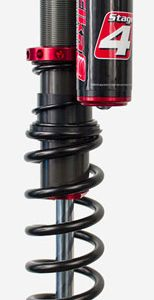 RP Advanced Mobile Systems ELKA STAGE 4 High-Performance Shock Absorber