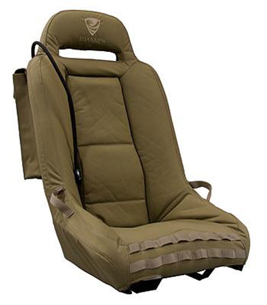 RP Advanced Mobile Systems RP Fatigue Mitigation Standard High-Back Seats with Integrated Hydration Packs