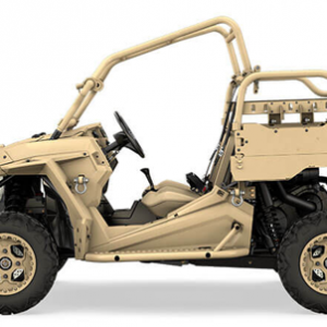 Polaris MRZR-D2 MILITARY TAN
