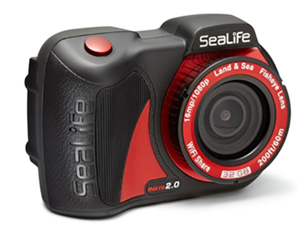 SeaLife Micro 2.0 32GB Camera