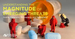 Understanding the Magnitude of Emerging Threats:  Grams, Milligrams, Micrograms, and Nanograms