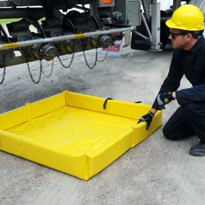 Ultra Tech Ultra-Containment Berms®  Mini Foam Wall Model (Duck Ponds)