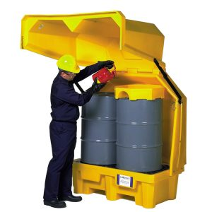 Ultra Tech Ultra-Hard Top Spill Pallets® P2