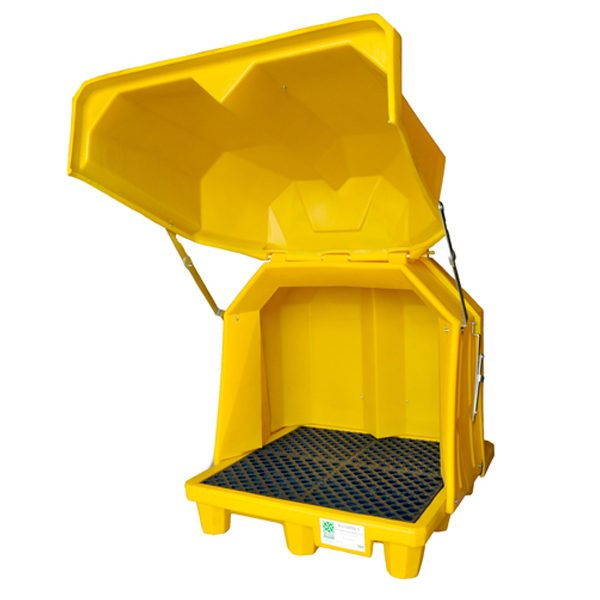 Ultra Tech Ultra-Hard Top Spill Pallets® P4