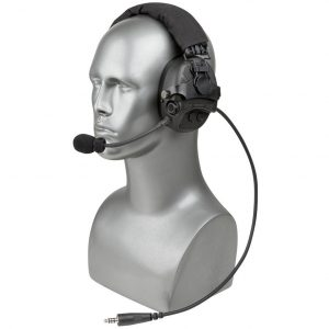 SAFARILAND LIBERATOR  IV ADVANCED SINGLE COMM HEADSET