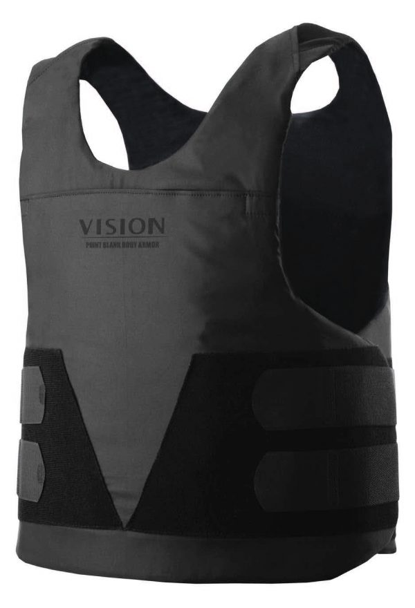 Point Blank Vision Male Body Armor