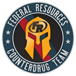 Counterdrug Team Badge