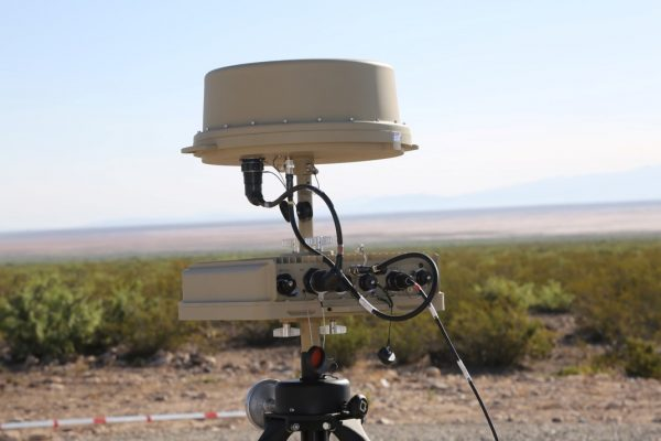D-Fend Solutions EnforceAir Counter-Drone (C-sUAS) Takeover System