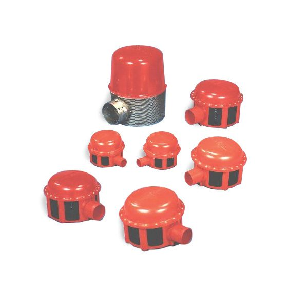Megator Dolphin Strainers
