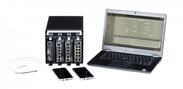 PACSTAR SECURE WIRELESS COMMAND POST  (SWCP)