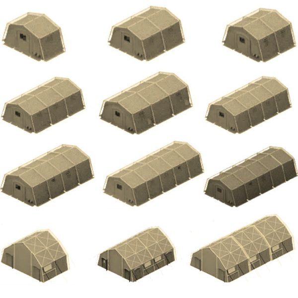 UTS TM SERIES SHELTERS Tactical Shelter