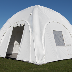 Western Shelter AirFrame™ Shelters Sentry & Sentinel