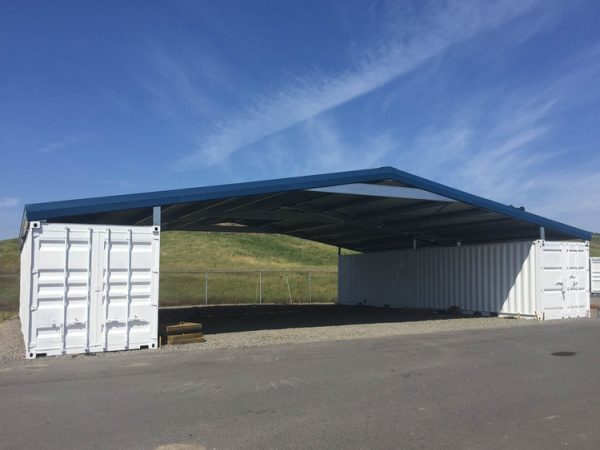 Western Shelter Heavy Duty Shelters – Containerized & Container Roof Systems
