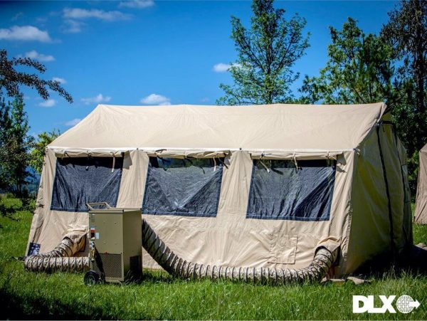 DLX ASAP-18 RAPID Shelter System